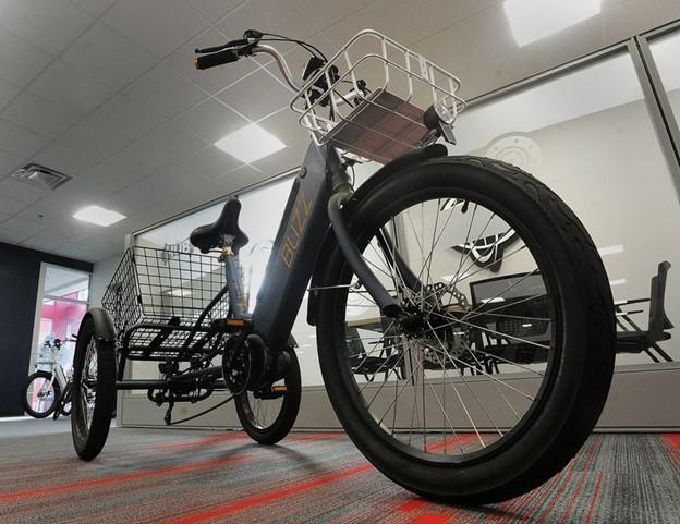 DAYTON AREA COMPANY RAMPING UP SALES OF ELECTRIC BIKES, TRIKES
