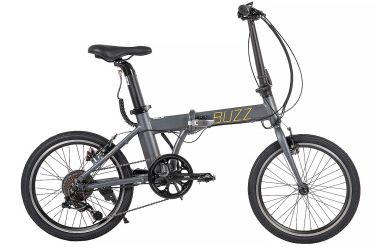 BUZZ Charter folding e-bike