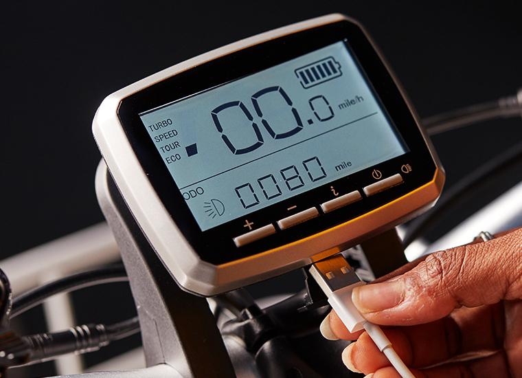 electric-bike-control-screen