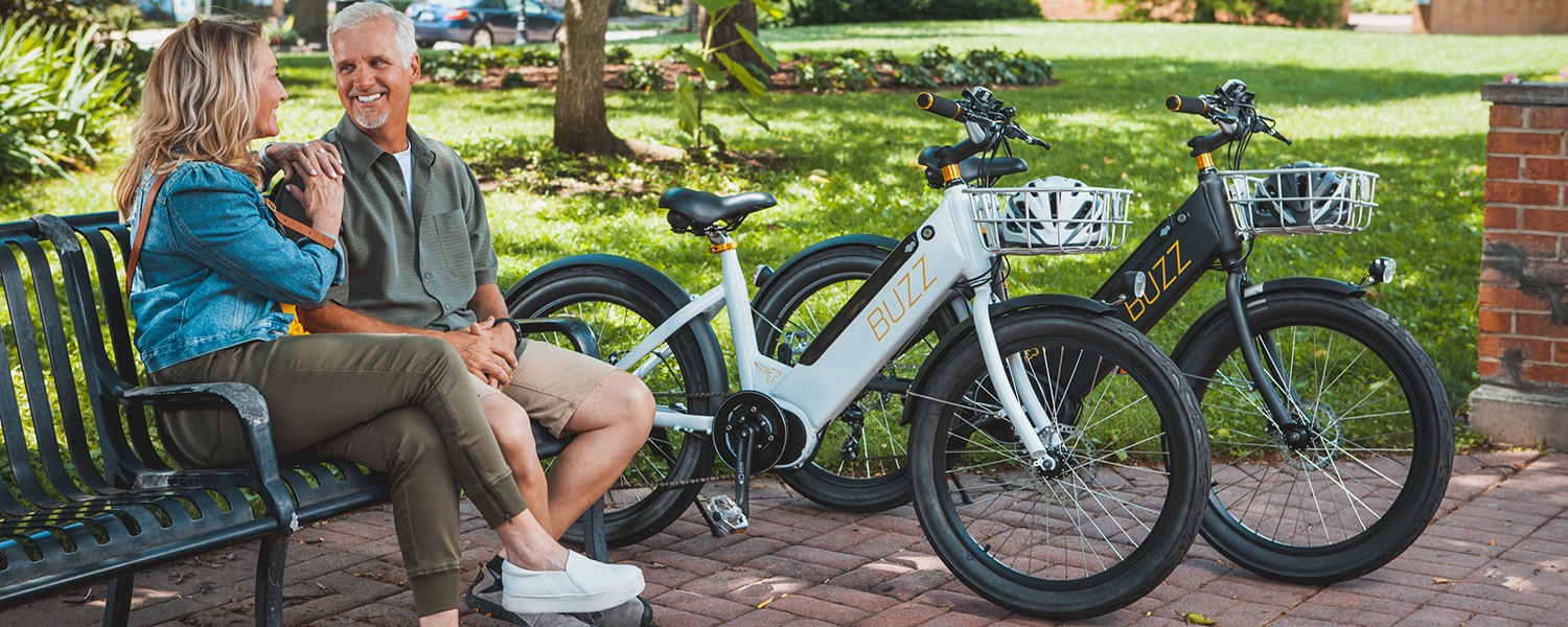 Buzz electric bicycles